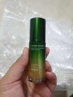 Ginseng Royal Silk Ampoule