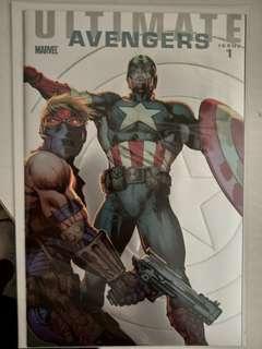 🚚 Ultimate Avengers#1