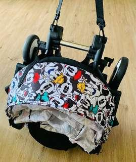 Mickey Mouse Foldable Stroller