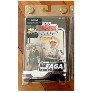 Kenner Hasbro Vintage Saga Collection VOTC Han Solo Hoth Outfit MOMC Sealed