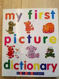 兒童字母圖書,$10一本