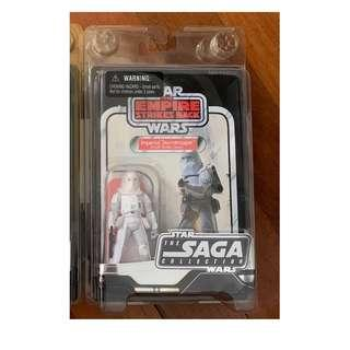 Kenner Hasbro Vintage Saga Collection VOTC Imperial Stormtrooper Hoth Battle Gear MOMC Sealed