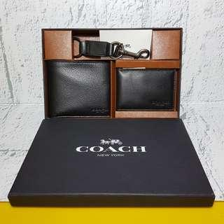 Dompet COACH New York 100% Original
