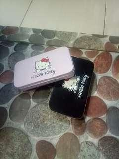 Kuas make up hello kitty