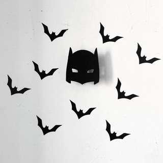 🚚 Wall Batman Mask hook
