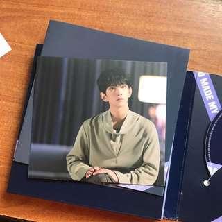 Joshua bts card