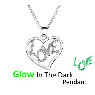 🚚 (Free Mailing) Glow in the Dark Necklace
