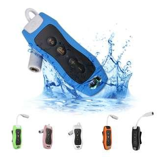 Waterproof Mp3 Player For Swimming 4GB
