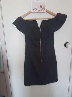 Thee Little Black Dress :) size 8 Dotti worn only 2 -3 times x