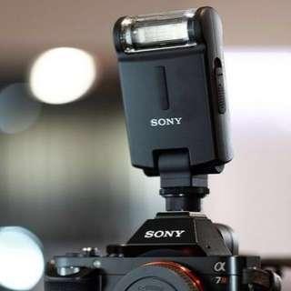 Sony HVL-F20M (閃光燈)