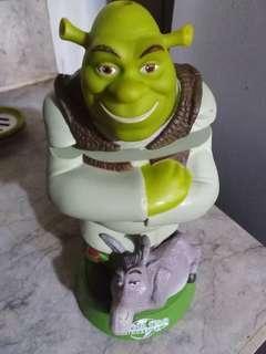 Shrek toy tumbler