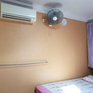 Fully furnished common room available immediately– Sengkang no agent fee