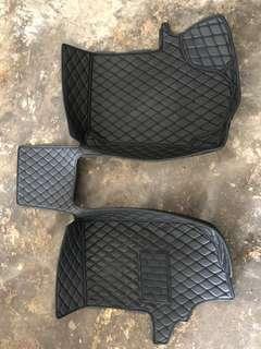 Benz V260地毯3D