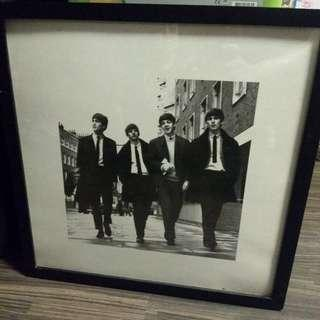 BEATLES Picture Frame