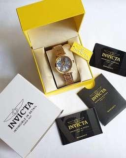 Authentic Invicta watches