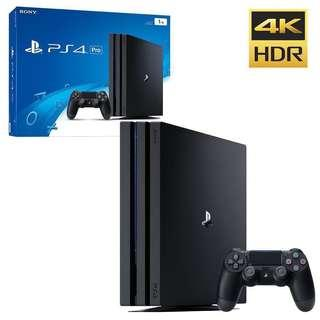 Sony PlayStation PS4 Pro 1TB (BRAND NEW)