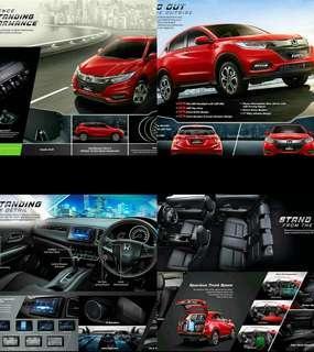 JABODETABEK ONLY!! The All New Honda HR-V VIN 2019