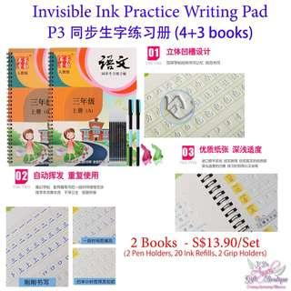 Invisible Ink Chinese P3 (2 books)