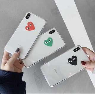 🚚 iphone cdg phonecase