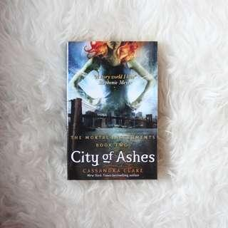 The Mortal Instruments: City of Ashes (Book 2) - Cassandra Clare