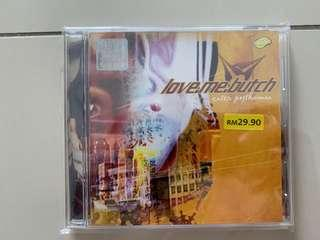 Love Me Butch - Enter Posthuman CD