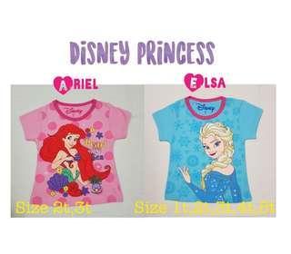 🚚 👸🧚♀️ Disney Princess tshirts