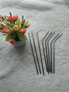 Sedotan Stainless Steel Straw Surabaya Murah Ekonomis