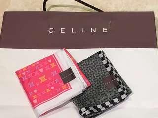 CÉLINE scarf - new