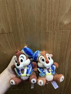 15th Anniversary Chip and Dale Keychain