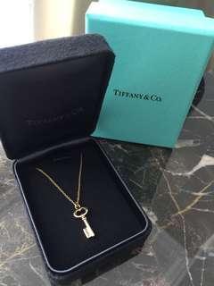 Tiffany & Co Key Pendant