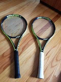 Head Extreme Racquet. 480 for 2