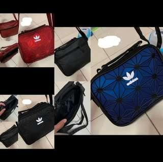 2b4d6a4f5e7d Adidas issey miyake sling bag  CLEARANCE SALE!!