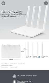 🚚 Xiaomi Router