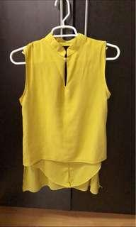 BRANDNEW blouse with long back