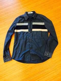 🚚 日本ANKH 襯衫