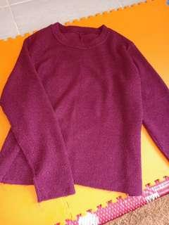 Sweater rajut beli di korea