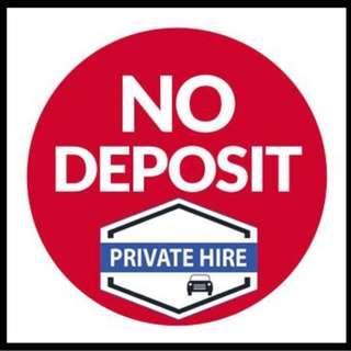 ⭐️ NO DEPOSIT / NO UPFRONT⭐️ 🚗 GRAB   GOJEK   RYDE   TADA   PRIVATE-HIRE 🚗 ☎ Booking & Enquiries 9383-8260 / 9730-9393 (CALLS ONLY)