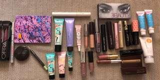Authentic High end makeup