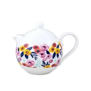 🚚 Marie Claire Palette Tres Teapot Rose