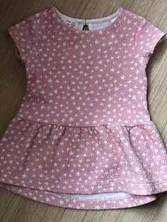 ZARA dress 3/6 M