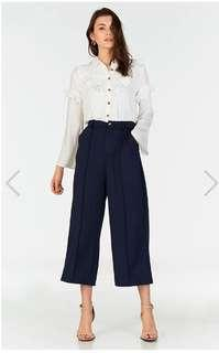 Charlotte Pants in Navy