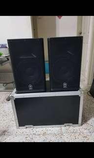 Yamaha Audio Set
