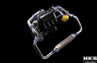 HKS Turbo Kit