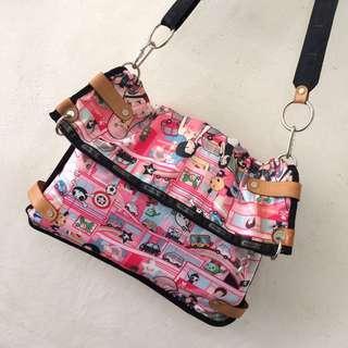 Lesportsac x Toki Doki Rare Zucca Vacanze Bag