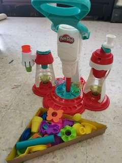 🚚 Play-doh