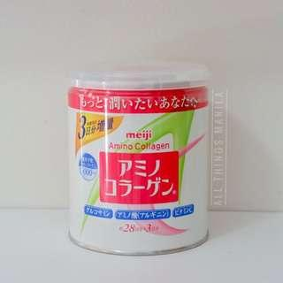 Meiji Amino Collagen in Tin Can 28 day supply