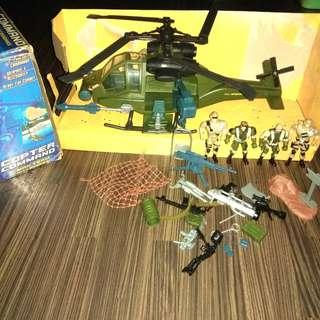 TOTAL SOLDIER Fighting Force - Copter Command