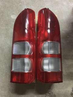 Hiace rear light