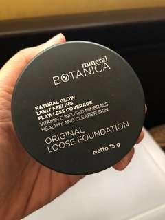 MINERAL BOTANICA LOOSE FOUNDATION (POWDER)