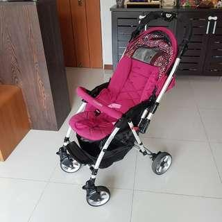 The Capella Baby Stroller S230T